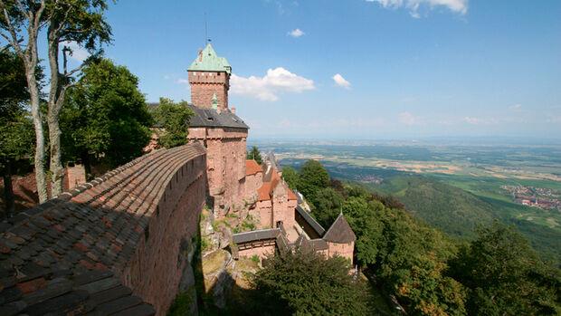 Ruine Hochkönigsburg