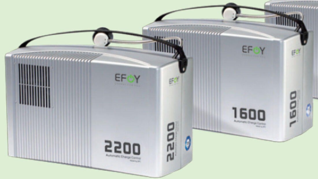SFC Brennstoffzelle Efoy 2200 Caravan