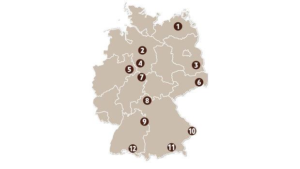 Safari-Parks Deutschland