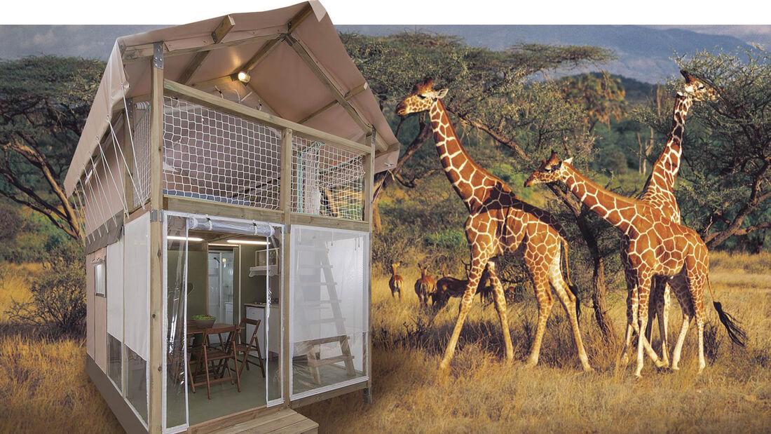 Safarizelt Airlodge