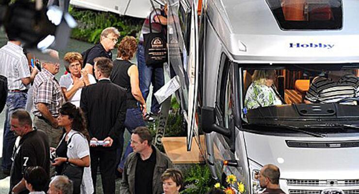 Salon, düsseldorf, Reisemobil, wohnmobil, caravan, wohnwagen