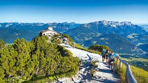 Salz-Alpen Steig