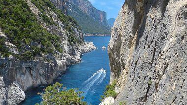 Sardinien - Trauminsel im Mittelmeer, mit einmaligen Badebuchten