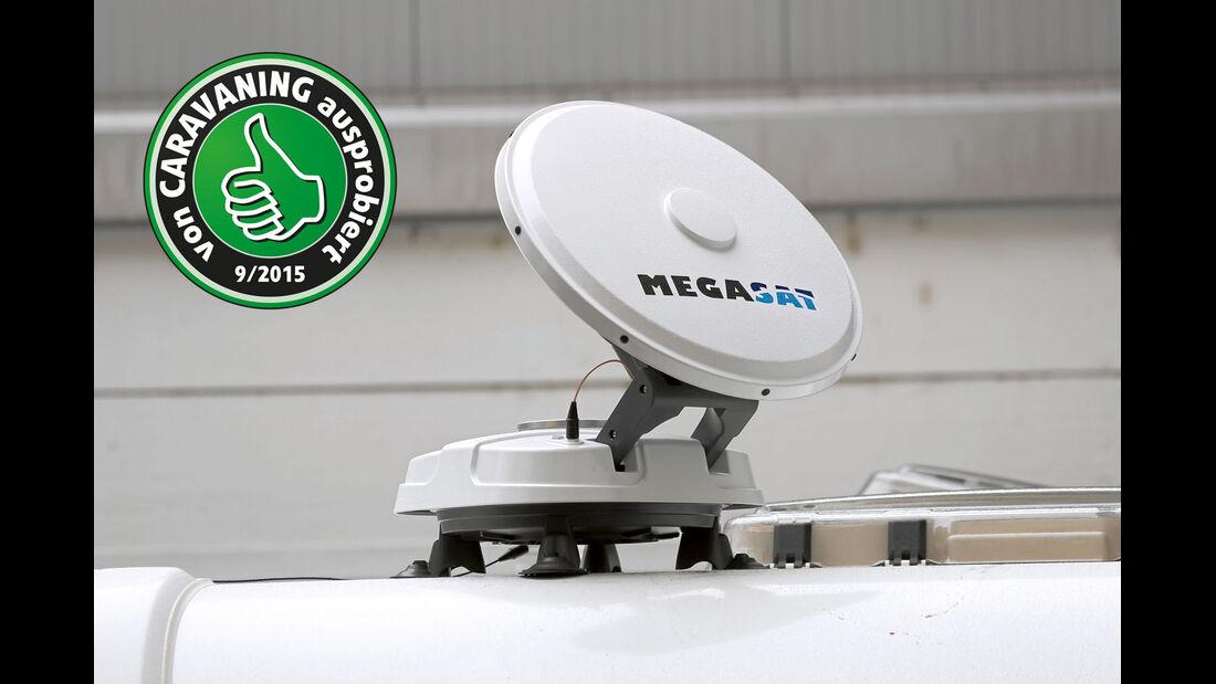 Sat-Antenne Megasat Satmaster Portable Exklusive