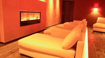 Sauna Camping Schlosshof in Lana bei Meran