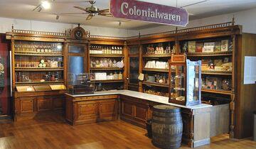 Schokoladenmuseum Köln Colonialwaren