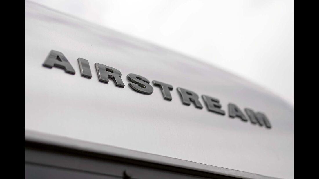 Schriftzug Airstream