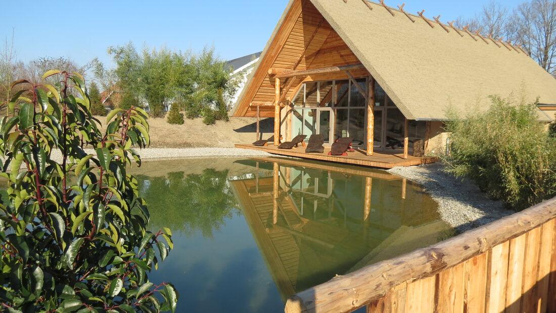 Schwimmbad Alfsee