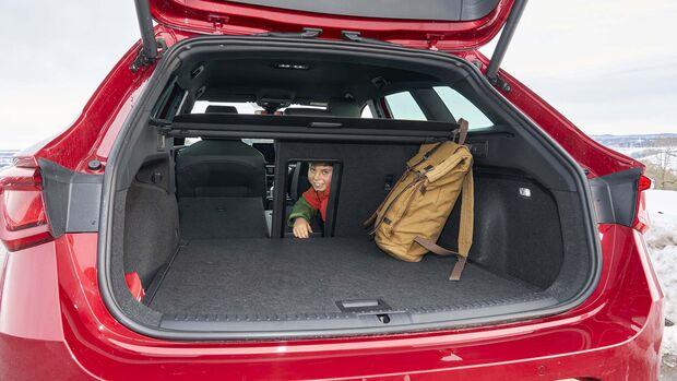 Seat Leon ST 1.5 eTSI ACT