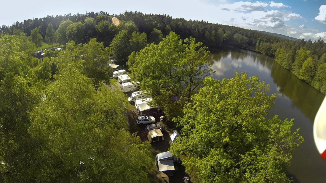 See-Camping Weichselbrunn