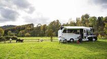 Seemsers Campingplatz im Grünen