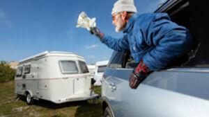 Service: Caravan winterfest machen
