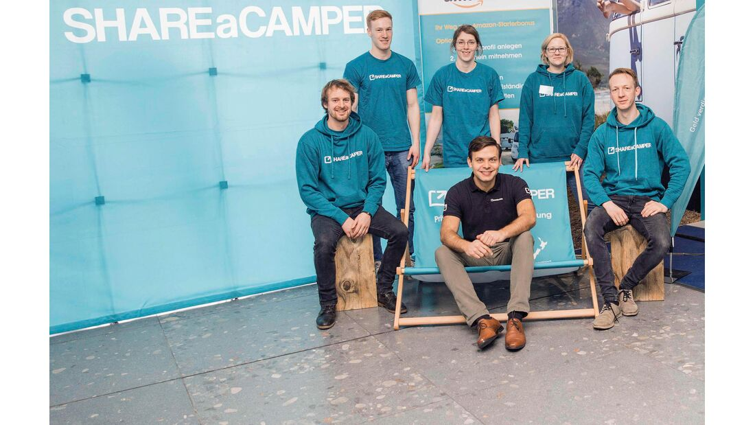 Shareacamper-Team