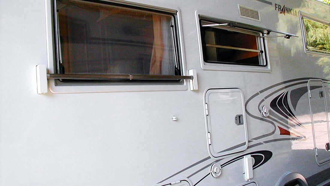 Sicherheitszubehör Caravan