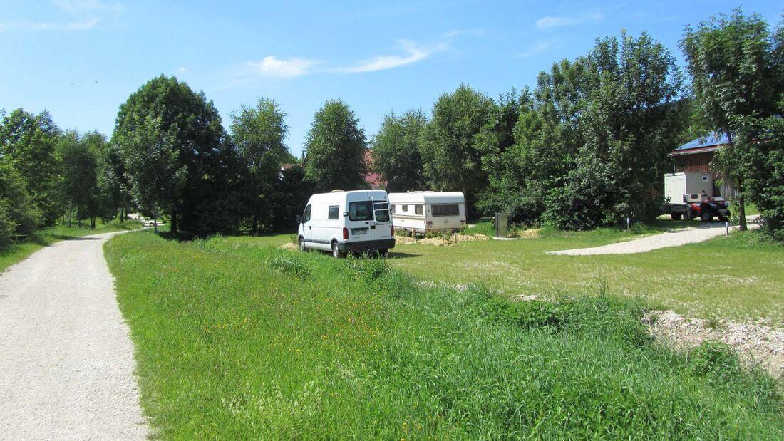 Campingplätze In Der Umgebung