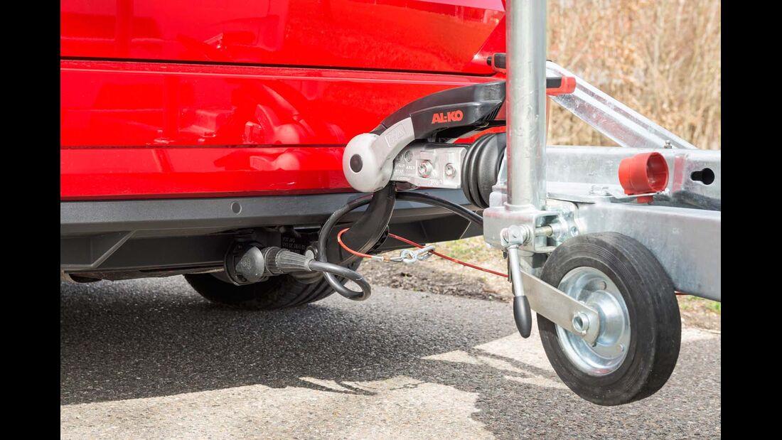 Skoda Octavia Combi Style im Zugwagen-Test
