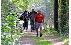 Sorgsam definierte Wanderwege mit ständig abwechselnden Natur- und Landschaftseindrücken prägen die Genießerpfade.
