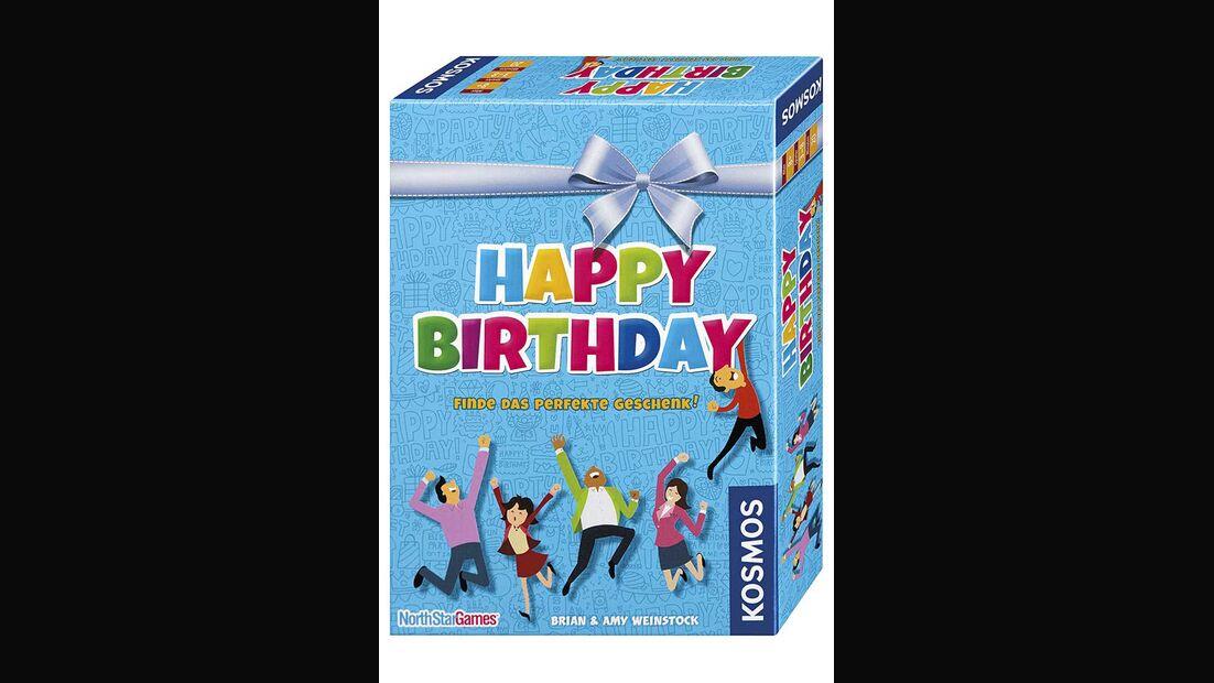 Spiel Happy Birthday