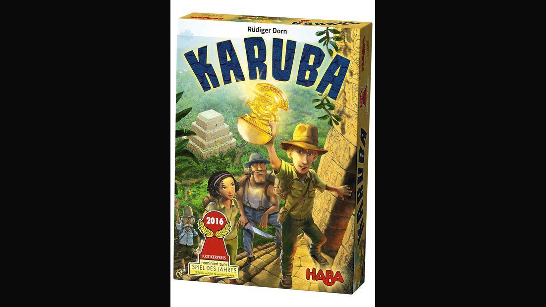 Spiel Karuba