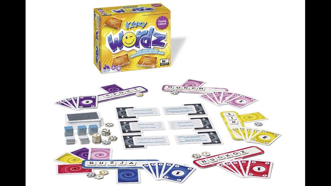 Spiel Krazy Wordz