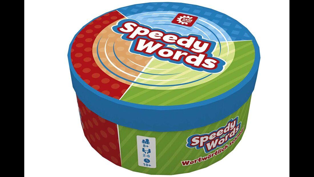 Spiel Speedy Words