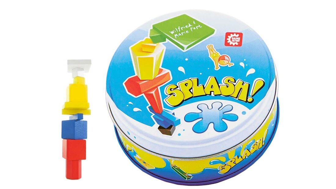 Spiel Splash