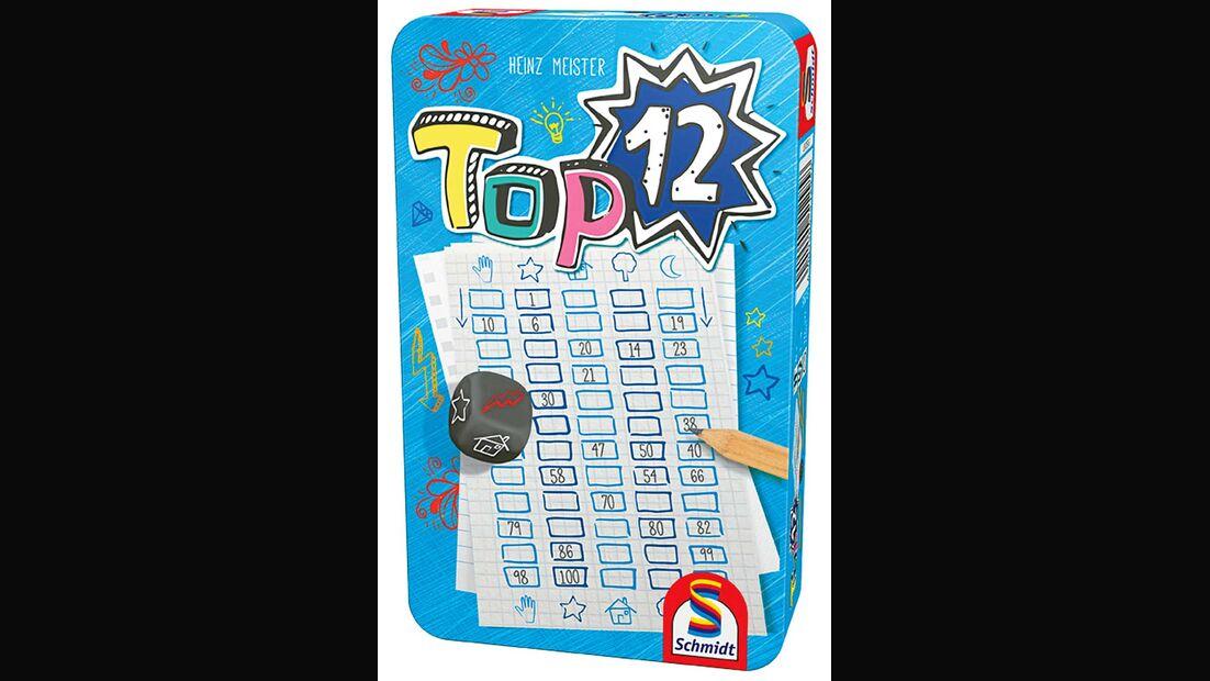 Spiel Top 12