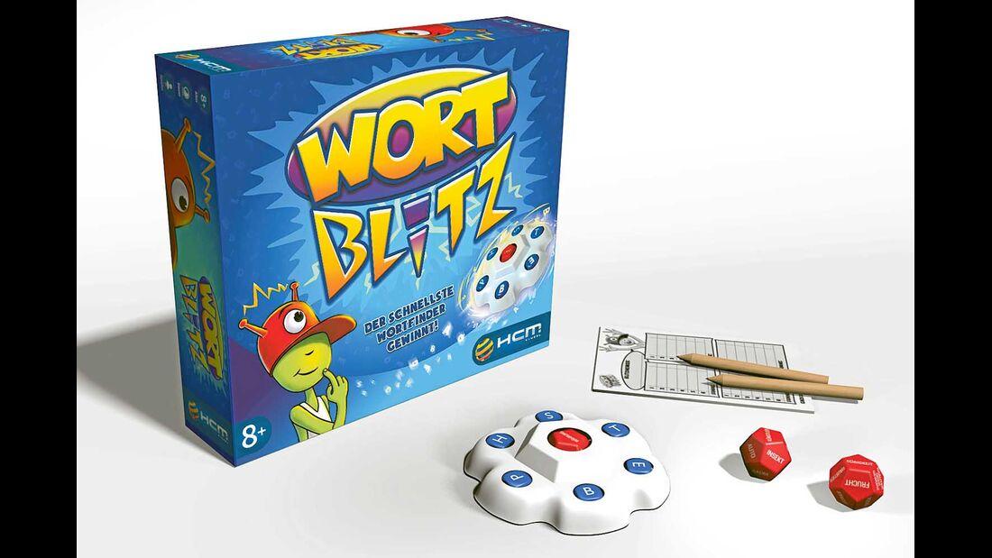Spiel Wort Blitz