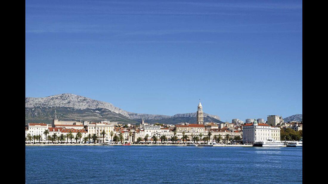 Split Kroatien Dalmatien