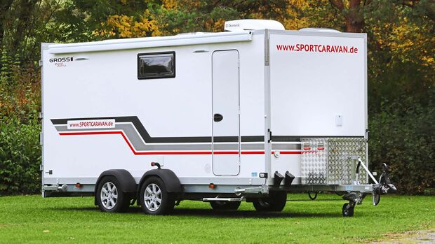 Sportcaravan SP 5000 Plus