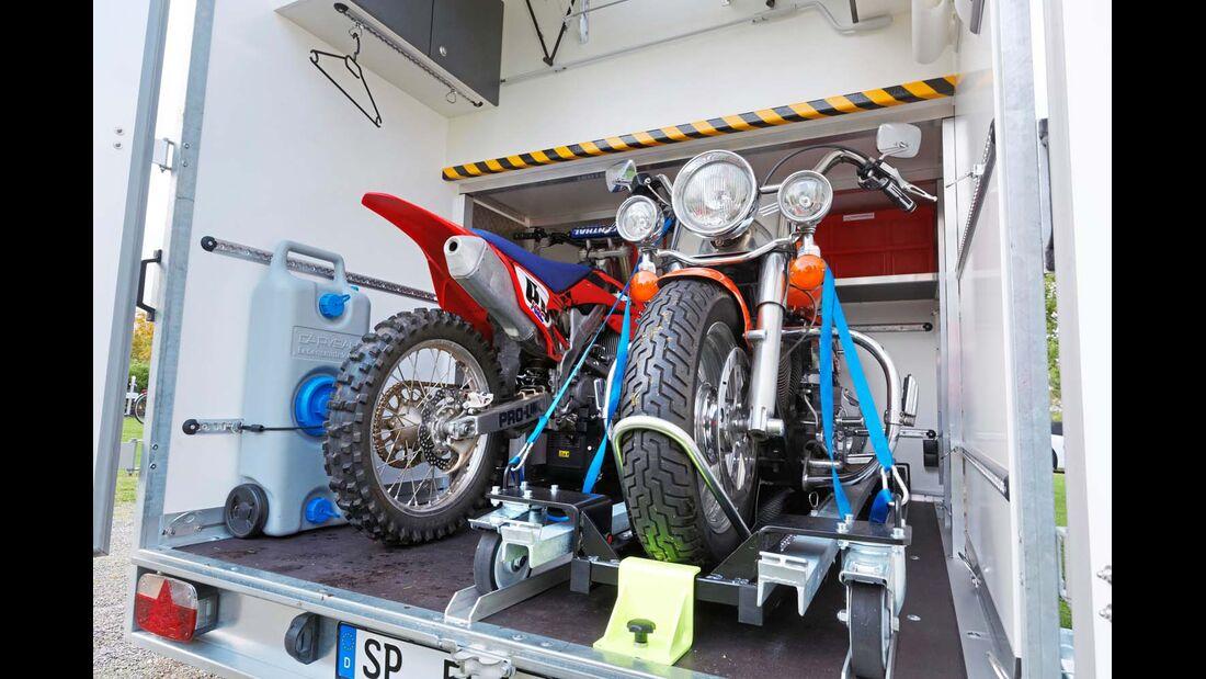Sportcaravan SP 5000 Plus Garage