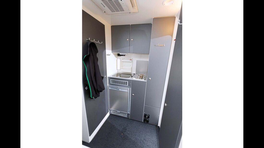 Sportcaravan SP 5000 Plus Küche