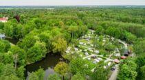 Spreewald Natur Campingplatz am Schlosspark