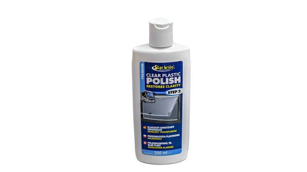 Starbrite Clear Plastic Polish