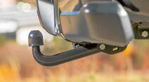Starre Anhängekupplung mit 190 Kilo Stützlast beim Isuzu D-Max Double Cab