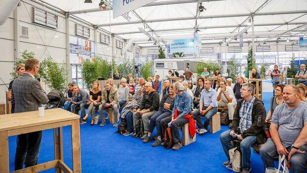 Starter-Welt Caravan Salon Düsseldorf