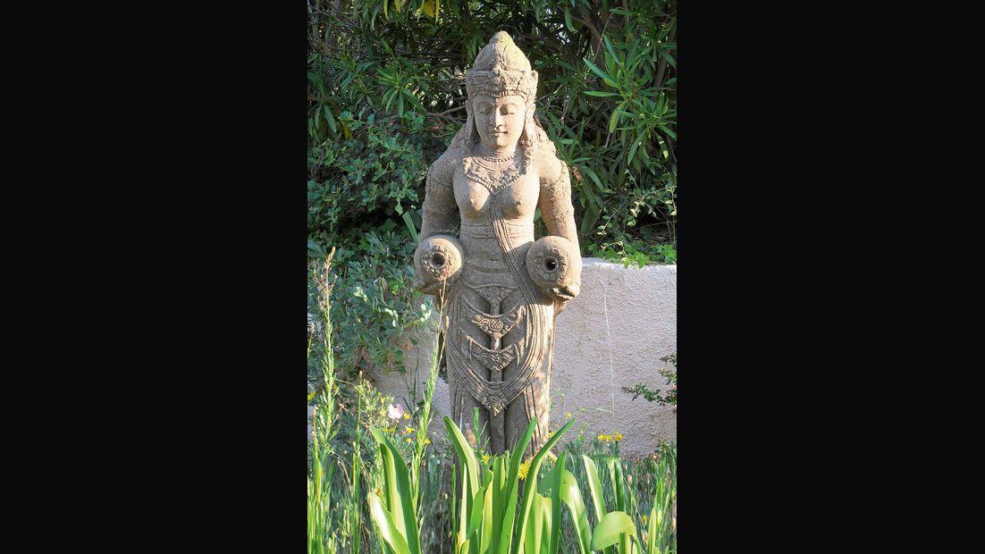 Statue Wassergöttin