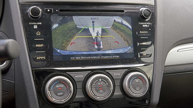 Subaru Levorg 2.0i (2020)