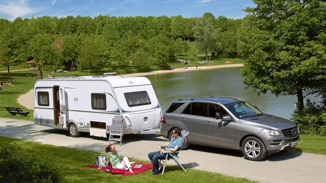 Supertest: Wilk Sento 530 UE, CAR 07/2012 - Gespann