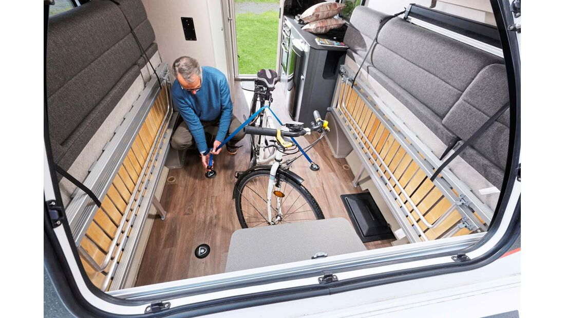 Swift Basecamp Garage