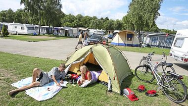 TCS Camping Morges