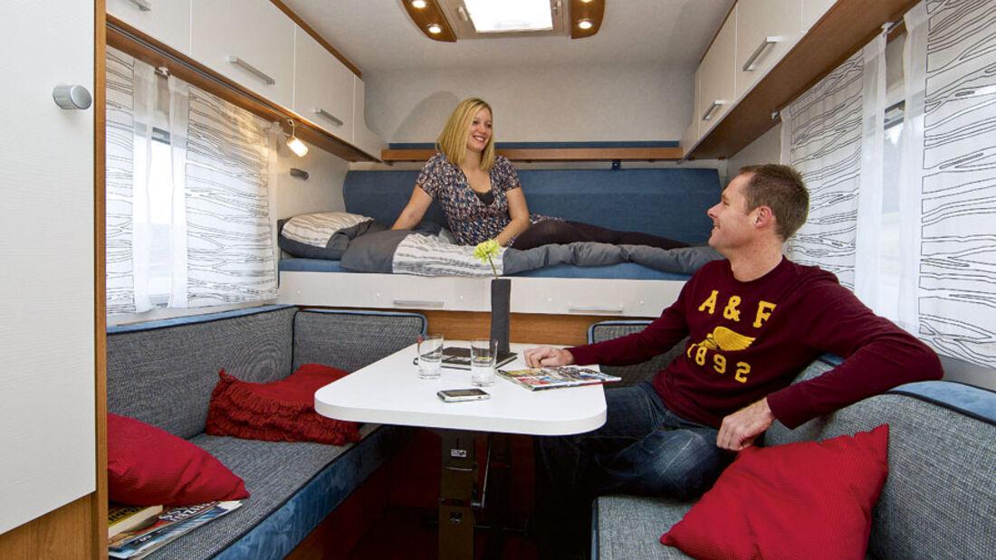 TEC Travel Style 390 - Innenraum