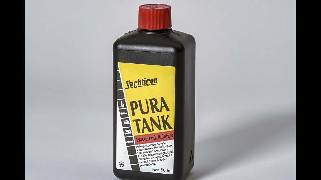 Tankreiniger Test