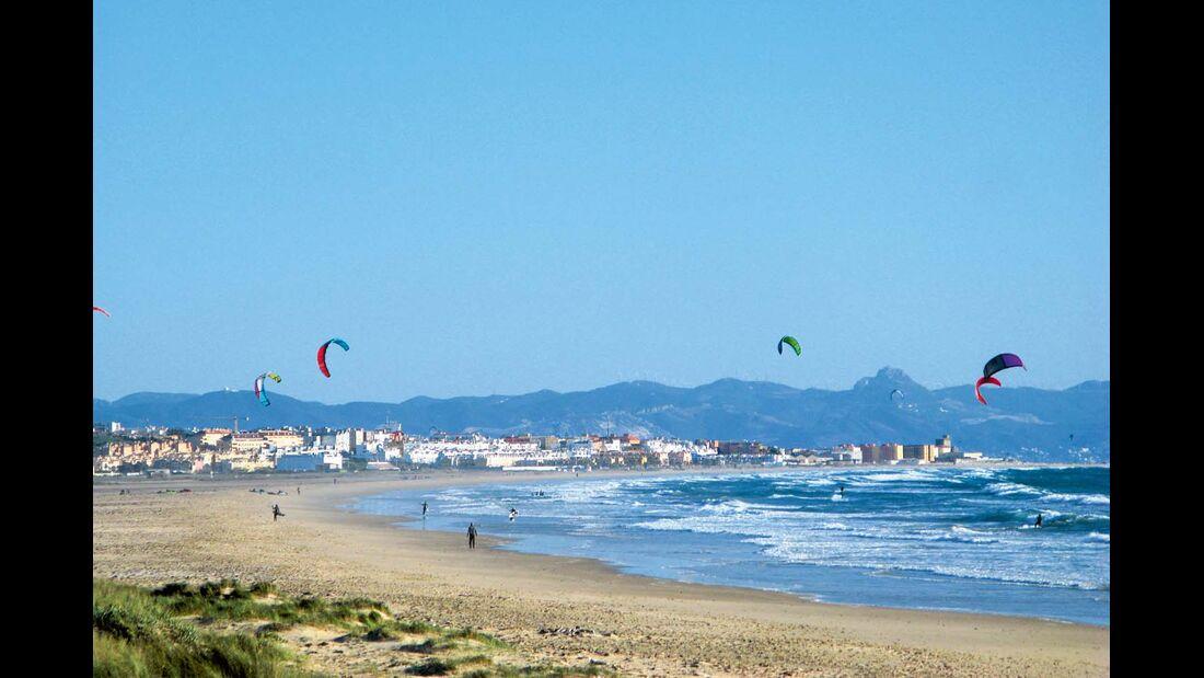 Tarifa an der Costa de la Luz
