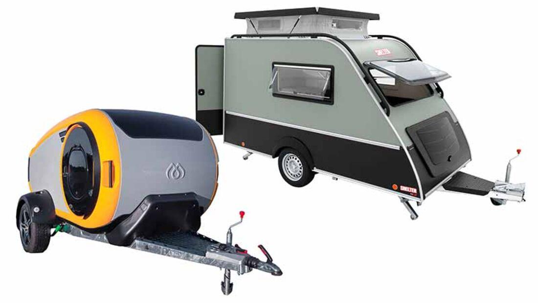 Tchibo Kompakt Caravans
