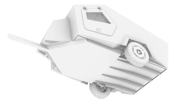 Teardrop-Caravan Polydrops P17A (2021)