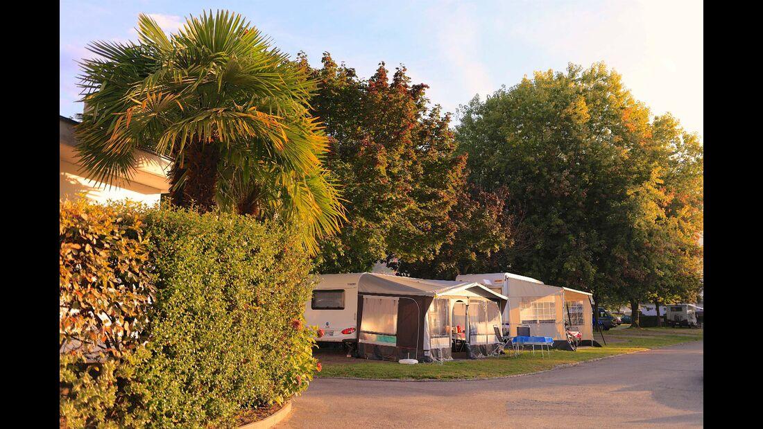 Tessin Camping Tamaro