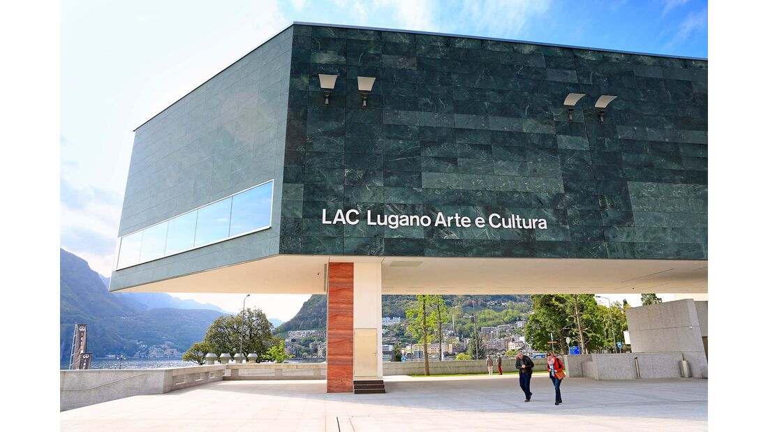 Tessin Kulturzentrum