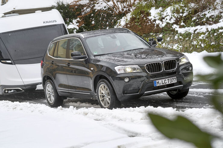 test bmw x3 bayerisch herb caravaning. Black Bedroom Furniture Sets. Home Design Ideas
