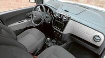 Test: Dacia Lodgy